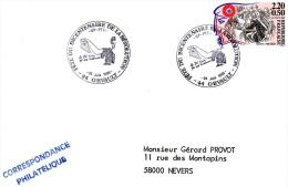 ORVAULT, 44 : TàD 1989 Fête Du Bicentenaire De La Révolution - UP P.T.T. - Other