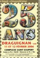VA 83 DRAGUIGNAN  25 ANS 2006 - Bourses & Salons De Collections