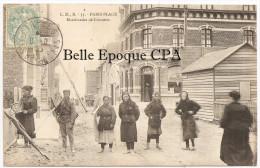 62 - Le TOUQUET-PARIS-PLAGE - Marchandes De Crevettes ++++++ L. D. B., #35 +++++ Vers Paris, 1905 +++ ANIMÉE - Le Touquet