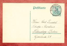 P 90 Germania, Ditzingen Nach Schoeneberg-Berlin 1912 (76429) - Deutschland