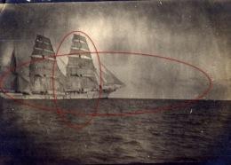 photo bateau brick go�lette deux m�ts ann�es 1900-10