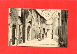FERRALS  LES CORBIERES / LEZIGNAN   1920   /  RUE DE VERDUN    /  CIRC OUI /  EDITEUR  A  ALES - Andere Gemeenten