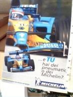 AUTO  CAR RENAULT F 1  PROMOCARD N° 3797 GOMME MICHELIN N2003 ET16710 - Grand Prix / F1