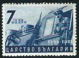 Bulgaria              Yvert        332               *                        Mint    Hinged - Nuovi