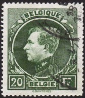 Belgique 1929 COB 290, 20 F Montenez Oblitéré - 1929-1941 Grand Montenez
