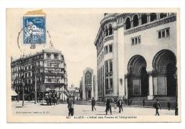 (3518-00) Alger - L'H�tel des Postes et T�l�graphes