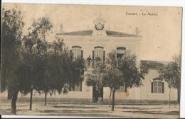 CPA - Lourmel - La Mairie -