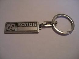Porte Clefs SANOFI Direction De La  Communication - Llaveros