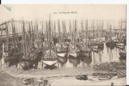 CPA - Le Port De Groix - Bateaux - - Groix