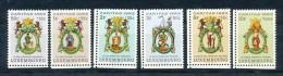 LUXEMBURG Mi. Nr. 684-689 Caritas - Zunftschilder- Siehe Scan - MNH - Luxemburg