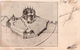 Cpa  Seignelay -  L Ancien  Chateau De  Colbert - Seignelay