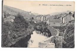 TULLE Les Bords De La Corrèze   CPA  88   Edition ND. PHOT. - Tulle