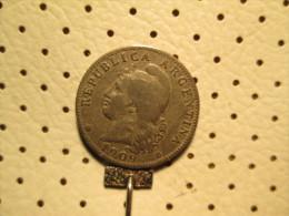 ARGENTINA 20 Centavos  1909          # 2 - Argentina