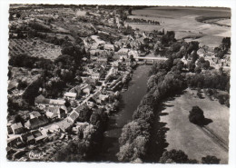 PONTAILLER-- -Vue Aérienne Sur Le Quartier St Jean Et La Vieille Saône,cpsm 15 X 10 N°1827A éd Combier - Autres Communes