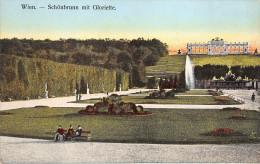 Z15925 Austria Vienna Schonbrunn Palace Gloriatte - Château De Schönbrunn