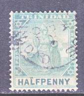 Trinidad  75   (o) Wmk. 2   1896-1904  Issue - Trinidad & Tobago (...-1961)