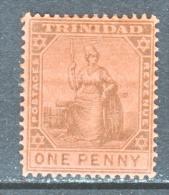 Trinidad  93   *    Wmk. 3  1904-9 Issue - Trinidad & Tobago (...-1961)