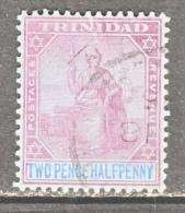 Trinidad  94   (o)  Wmk. 3  1904-9 Issue - Trinidad & Tobago (...-1961)