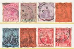 Trinidad  69 +  LOT  1  (o) - Trinidad & Tobago (...-1961)