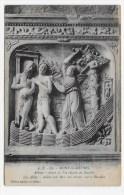 LE MONT ST MICHEL - N° 84 - ABBAYE - ADAM ET EVE CHASSES DU PARADIS - Le Mont Saint Michel