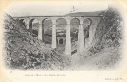 Ligne De La Mure - SGLM - Les Viaducs De Loulla - Collection ND Phot N°96 - Carte Précurseur, Non Circulée - Ouvrages D'Art