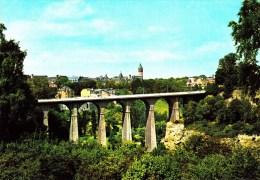 Luxembourg Luxemburg Der Viadukt Ca 1970 - Luxemburg - Stadt