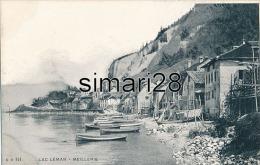 MEILLERIE - N° 141 - LAC LEMAN - France
