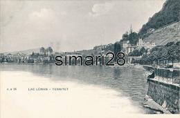 TERRITET - N° 98 - LAC LEMAN - VD Vaud