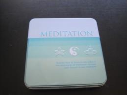 Coffret De Méditation Avec Guide, CD De Musique De Relaxation Et Accessoires - Religion & Esotérisme
