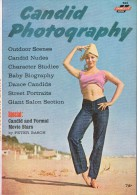 A FAWCETT HOW-TO BOOK - N° 523 - Candid Photography    (3922) - Photographie