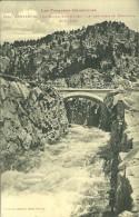 66 Pyrénées Orientales MONTLOUIS La Grande Bouillouse Le Trop Plein Du Réservoir Et Le Pont - Autres Communes