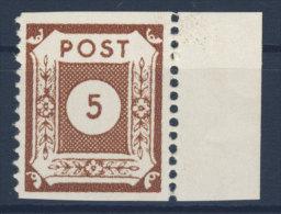 Ost Sachsen Michel No. 42 E ** postfrisch