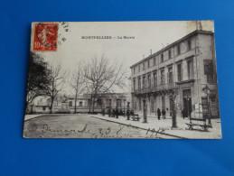 34  MONTPELLIER    LA MAIRIE EN 1910 - Montpellier
