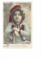 Cpa - Le Petit Turco - TABAC - Fumeur Pipe, Bouffarde - Jeune Garçon Costume Folklore Turc - N° 331 A.N. Paris - Turchia
