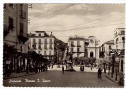 CO344     SORRENTO (Napoli) -PIAZZA T.TASSO - Napoli (Naples)