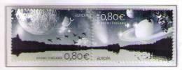FINLANDIA  2009 - EUROPA - 2 SELLOS (TIRA) - Unused Stamps