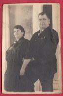 168567 / PHOTO PORTRAIT COUPLE MAN , WOMAN , FASHION DRESS 1938 - Photos