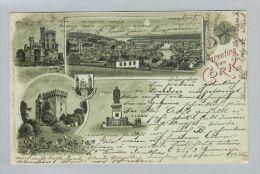 AK Irland Cork 1899-09-19 Farbfoto Litho - Cork
