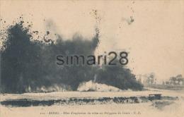 ARRAS - N° 210 - EFFET D'EXPLOSION DE MINE AU POLYGENE DU GENIE - Arras