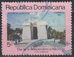 Repubblica Dominicana,  1986 - 5c Day Of Independence - Nr.961 Usato° - Repubblica Domenicana
