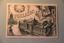 PHILATEC , PARIS, Le 16 Juin 1964 - Stamps (pictures)