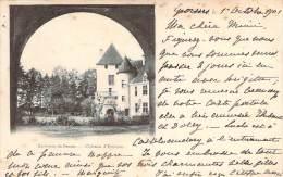 21 - Semur - Environs De Semur, Château D'Epoisses - Semur
