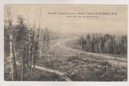 Grand Chemin De La Siberie Nr.28.Railway Line - Rusia