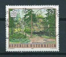 1999 Austria Stinglfelsen Used/gebruikt/oblitere - 1991-00 Oblitérés