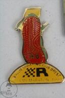 EMI Maraton 1991 - Rallye Sporting Club Brest - Pin Badge #PLS - Pin