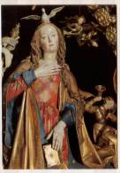 Nürnberg , St. Lorenz , Veit Stoß , Der Englische Gruß , 1518 , Maria Der Verkündigung - Kirchen U. Kathedralen