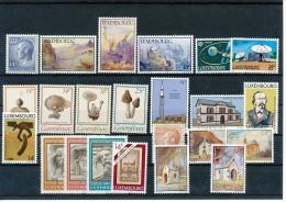 LUXEMBURG  Mi.Nr. 1263-1287 Marken Aus Jahrgang 1991  - Siehe Scan - MNH - Luxembourg