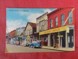 - Nevada>  Virginia City   Street view --ref 1782