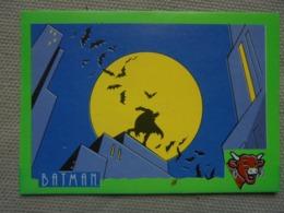 """Ancienne Vignette BATMAN N° 9 De """"La Vache Qui Rit"""" Années 90 - Stickers"""