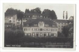 12293 -  Baden Hotel Freihof - AG Argovie